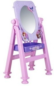 7 Pc. Sofia the First Deluxe Royal Easel