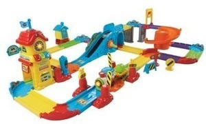 Go Go Smart Wheels Train Station Play Set