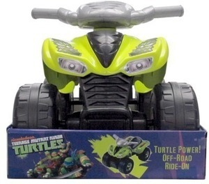 Teenage Mutant Ninja Turtle ATV Ride-On After Coupon