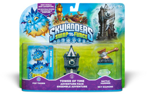 Skylanders Tower of Time Adventure Pack
