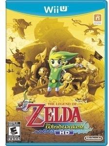 Zelda Windwaker (Wii U)