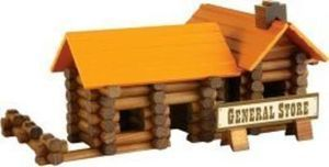 Lumber Jax 165 Pc Log Set