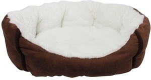 Ultra Suede Premium Pet Bed Small or Medium