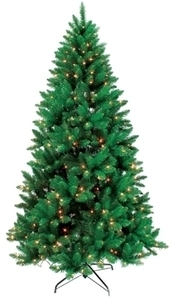 Fairview Pre-Lit Color Changing LED Tree