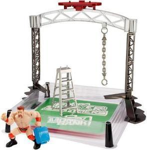 WWE Power Slammer Wrecking Brawl Playset