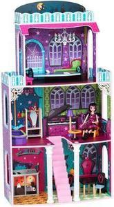 Just Dreamz Scary Suite Wooden Dollhouse