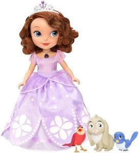 Sofia & Animal Friends Doll