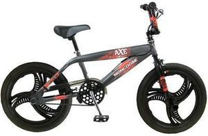 "Mongoose  B Axe 20"" Boy's BMX Bike"
