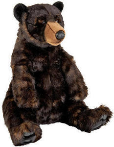 "FAO Schwarz 16"" Black Bear (After Coupon)"