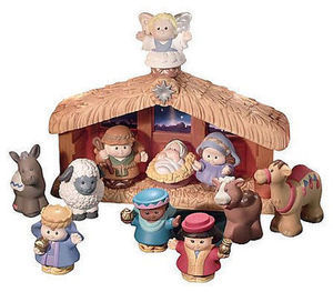 Fisher-Price Little People Nativity Set (After Coupon)