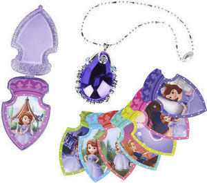 Disney Sofia The First Magical Amulet