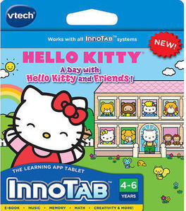 Hello Kitty VTech InnoTab Software