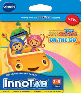 Team Umizoomi VTech InnoTab Software