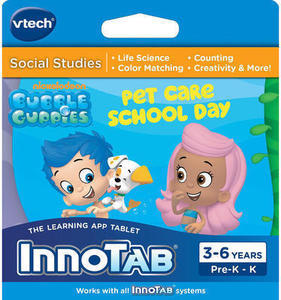 Bubble Guppies VTech InnoTab Software