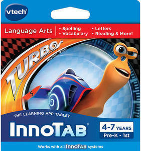 Vtech InnoTab Learning Game Cartridge - Turbo