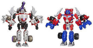Transformers Construct a Bots Ultimate Set