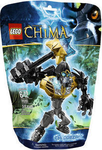 LEGO Legends of Chima CHI Gorzan