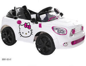 Hello Kitty 6-volt Coupe (After Coupon)