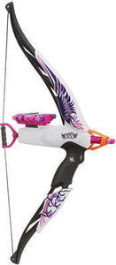 Nerf Rebelle Heartbreaker Bow and Arrow (Pink)