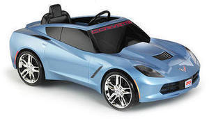 Power Wheels 12 Volt Corvette - Blue (After Coupon)