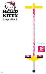 Hello Kitty Light Up Pogo