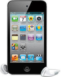 Apple iPod Touch 16GB 5th Generation + $20 GC