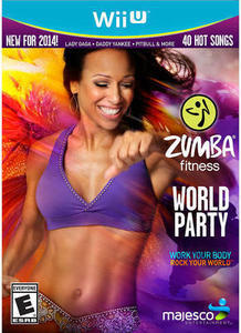 Zumba Fitness: World Party (Wii U)