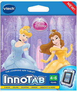 Disney Princess VTech InnoTab Software