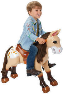 Little Tikes Giddy Up Pony - Brown