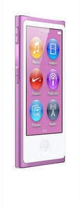 Apple iPod Nano 16GB - Purple + Free $10 Gift Card