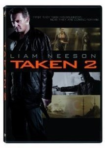 Taken 2 DVD+ Blu-ray