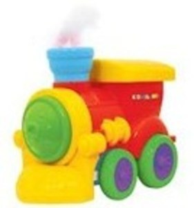 KiddieLand Choo Choo Steam Locomotive w/ Remote