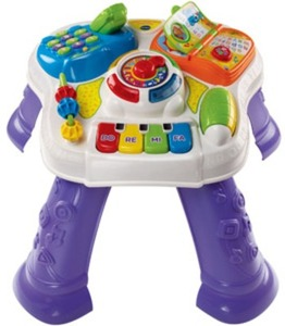 VTech Discovery Activity Table