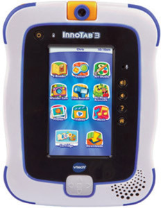 VTech InnoTab 3 Blue Tablet