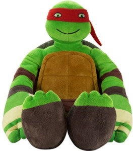Teenage Mutant Ninja Turtles Pillow Buddy