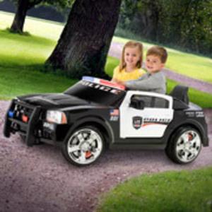 Kid Trax 12V Police Car