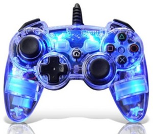 PS3 AfterGlow Controller - Blue