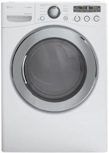 LG Electronics 7.3 cu. ft. Electric Dryer with Steam
