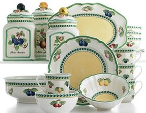 Villeroy & Boch French Garden Collection Dinnerware