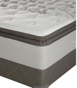 Sealy Posturepedic West Glens Falls Cushion Firm Pillowtop Twin Mattress Set + Extra 10% Off