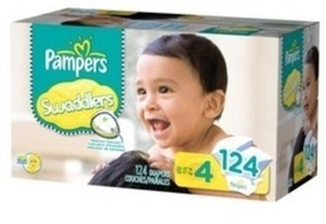 Pampers 78Ct or More Diaper Value Pack