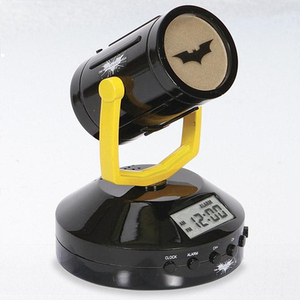 Batman Alarm Clock Radio