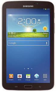 Samsung Galaxy Tab 3 7.0 (Gold-Brown) + $20 Gift Card