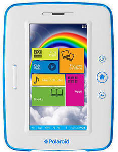 "Polaroid 7"" Internet Kids Tablet with Android 4.0"