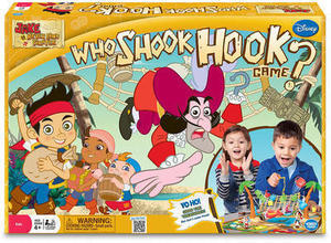 Jake and the Never Land Pirates Who Shook Hook Game
