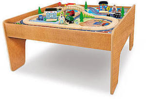 Imaginarium 55-Piece Train Set with Table