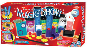 100 Trick Magic Shoe Set