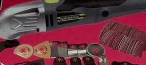 Performax Oscillating Tool Kit
