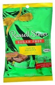 Russell Stover or Whitman's Sugar-Free Candy w/ Card