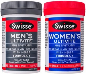 Swissee Multivitamins After Rewards